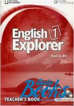 Stephenson Helen - English Explorer 1 Teacher's Book with Class Audio ()