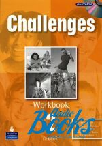 Liz Kilbey - Challenges 2 Workbook with CD-ROM Pack ()
