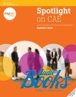 Mansfield Nuttall Kitsou - Spotlight on CAE Students Book ()