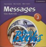 Meredith Levy, Miles Craven, Noel Goodey - Messages 3 Class Audio CDs (2) ()