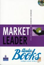 John Rogers - Market Leader New Advanced Practice File with Audio CD Pack (тет ()