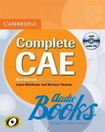 Barbara Thomas, Laura Matthews - Complete CAE Workbook with answers with Audio CD ()