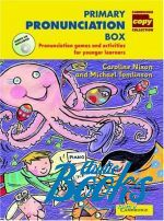 Caroline Nixon, Michael Tomlinson - Primary Pronunciation Box Book with CD ()