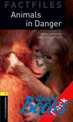 Andy Hopkins - Oxford Bookworms Collection Factfiles 1: Animals in Danger Audio ()