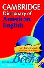 Cambridge ESOL - Cambridge Dictionary of American English with CD 2-edition ()