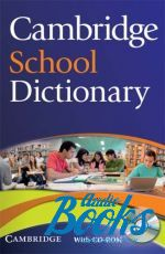 Cambridge ESOL - Cambridge School Dictionary Pupils Book with CD-ROM ()