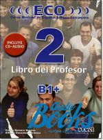 Gonzalez A.  - ECO extensivo2 B1+ Libro Profesor + CD Audio ()