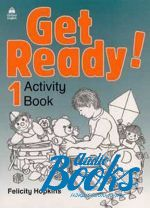 Felicity Hopkins - Get Ready 1 Activity Book ()