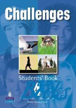 Michael Harris - Challenges 4 Student's Book (учебник / підручник) ()
