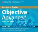Фелисити ОДелл - Objective Advanced Third edition Class Audio CDs (2)  ()