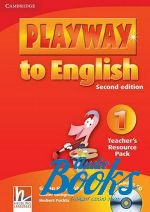 Herbert Puchta, Gunter Gerngross - Playway to English 1 Second Edition: Teacher's Resource Pack wit ()