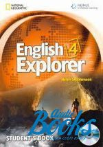 Stephenson Helen - English Explorer 4 Student's Book with Multi-ROM ()
