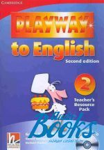 Herbert Puchta, Gunter Gerngross - Playway to English 2 Second Edition: Teacher's Resource Pack wit ()