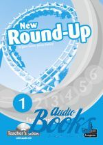 Jenny Dooley, Virginia Evans - Round-Up 1 New Edition: Teacher's Book with Audio CD (книга для  ()
