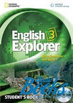 Stephenson Helen - English Explorer 3 Student's Book with Multi-ROM ()