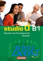 Ханнелоре Писториус - Studio d B1 Testvorbereitungsheft mit audio-CD ()
