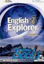 Stephenson Helen - English Explorer 2 WorkBook with CD ()