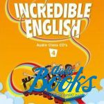 Peter Redpath - Incredible English 4 Class Audio CD(3) ()