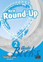 Jenny Dooley, Virginia Evans - Round-Up 2 New Edition: Teacher's Book with Audio CD (книга для  ()