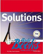Tim Falla - Solutions Pre-Intermediate: Students Book Pack (книга / підручни ()