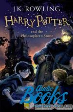Джоан Кэтлин Роулинг - Harry Potter and the Philosophers Stone Rejacket ()