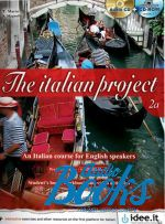 The Italian Project 2A Student's Book and Workbook (учебник и рабочая тетрадь) (книга + 2 диска)