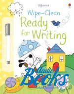 Hall Nicola - Wipe-Clean: Ready for writing (книга)