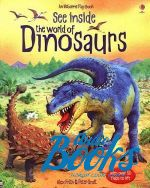 Питер Скотт - See Inside: The World of Dinosaurs (книга)
