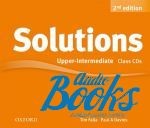 Tim Falla - New Solutions Upper-Intermediate Second edition: Class Audio CD (диск)