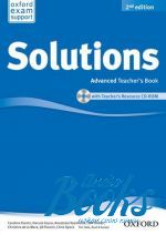 Paul A. Davies - New Solutions Advanced Second edition: Teacher's Book with CD-ROM (книга + диск)