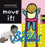 "книга ""Amazing Baby: Move it!"" - Эмма Додд"
