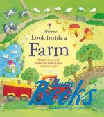 Кейт Дайнес - Look inside a farm (книга)