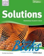 Tim Falla - New Solutions Elementary Second edition: Student's Book (учебник / книга) (книга)