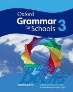 Rachel Godfrey - Oxford Grammar for Schools 3: Student's Book with DVD (учебник / підручник) (книга + диск)