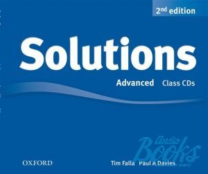 "диск ""New Solutions Advanced Second edition: Class Audio CD"" - Paul A. Davies, Tim Falla"