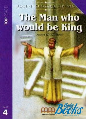 "Book + cd ""The man who would be king"""