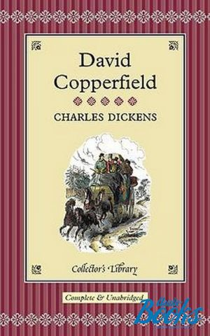 "The book ""David Copperfield"" - Чарльз Джон Хаффем Диккенс"
