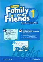 "книга ""Family and Friends 1, Second Edition: Teacher"