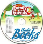 Jenny Quintana - Family and Friends 2, Second Edition: Class Audio CDs(3) (диск)