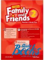 "книга ""Family and Friends 2, Second Edition: Teacher"