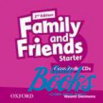 Jenny Quintana - Family and Friends Starter, Second Edition: Class Audio CDs(2) (аудиокурс)