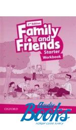 Naomi Simmons - Family and Friends Starter, Second Edition: Workbook (International Edition) (тетрадь / зошит) (книга)