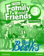 "книга ""Family and Friends 3, Second Edition: Workbook (International Edition) (тетрадь / зошит)"" - Naomi Simmons"
