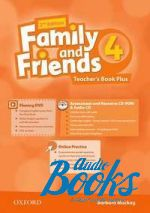 "книга ""Family and Friends 4, Second Edition: Teacher"