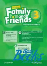 Naomi Simmons - Family and Friends 3, Second Edition: Teacher's Book Plus Pack (книга для учителя) (книга)