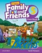 Jenny Quintana - Family and Friends 5, Second Edition: Class Book with MultiROM (учебник / підручник) (книга + диск)