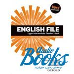 Clive Oxenden - English File Upper-Intermediate 3 Edition: Teacher's Book with CD-ROM (книга для учителя) (книга + диск)