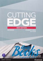 Jonathan Bygrave - Cutting Edge Advanced Third Edition: Student's Book with DVD (учебник / підручник) (книга + диск)