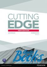 Jonathan Bygrave - Cutting Edge Advanced Third Edition: Workbook with Key (тетрадь / зошит) (книга)