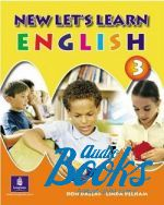 Don A. Dallas - New Let's Learn English 3 Activity Book (книга)